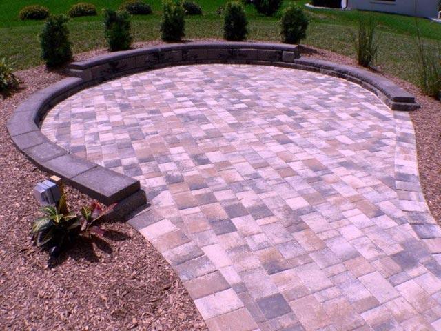 citrus county florida pavers and retention walls patio pavers driveway pavers for sale paver